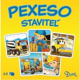 Pexeso Builder in a box