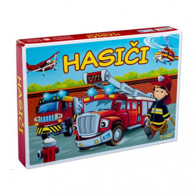 Game Firefighters 3 puzzle game