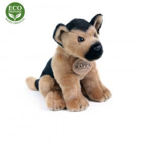 the plush dog sitting 3 types, 20 cm