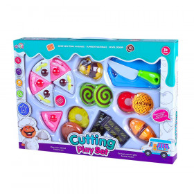 the set of slicing sweets on velcro