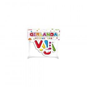 "the paper garland - ""VÍTÁME VÁS"""