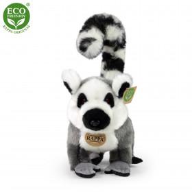 the plush lemur standing, 28 cm