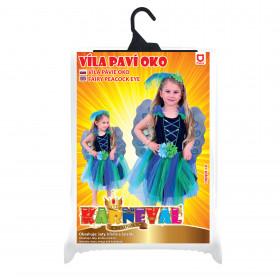 the peacock fairy costume (M)