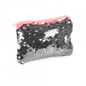 the Wallet with sequins 11 cm 4 colors