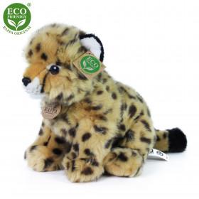 the plush cheetah sitting, 25 cm