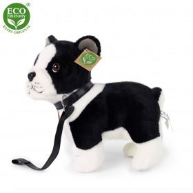the plush dog french bulldog 23 cm