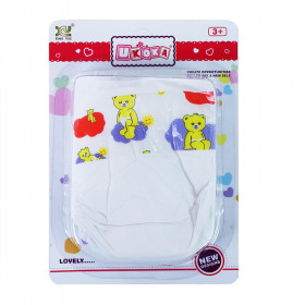 the Doll diapers 3 pcs, 2 kinds