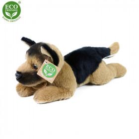 Plush German shepherd dog 20 cm