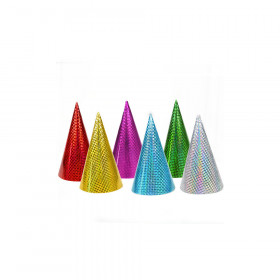 the Paper hat holographic, 23 cm