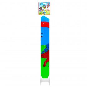 the flying kite animals, 64 x 76 cm