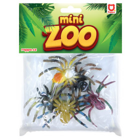 the spiders, 5 pieces in a packet
