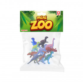 the dinosaurs, 10 pcs in a package
