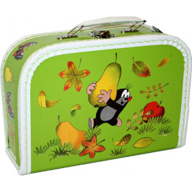 the suitcase Mole and pear, small