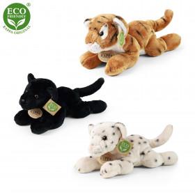 the plush lying beast, 3 kinds, 20 cm