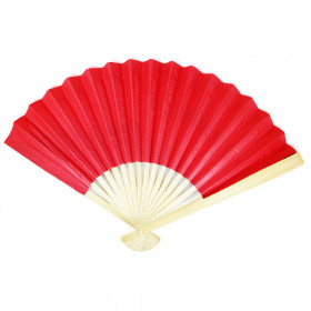 the paper fan FLAMENCO