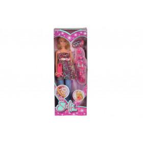 the Steffi pregnant doll, 29 cm
