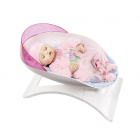 the Sweet Dreams Baby Annabell Sway Bed