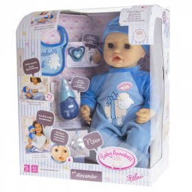 the Alexander Baby Annabell Doll, 43 cm