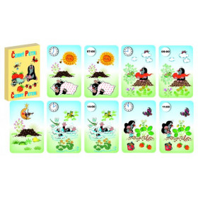 The game cards Black Peter The Mole