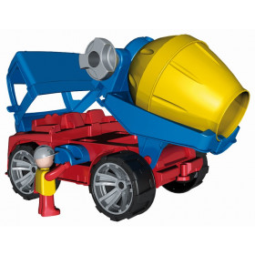 the car TRUXX mixer truck