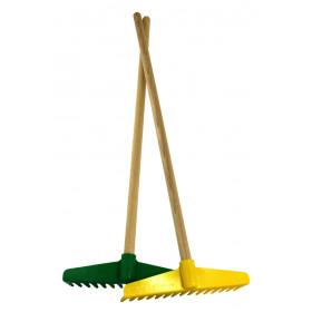 the children rake, plastic
