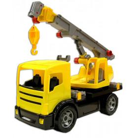the crane truck, 70 cm