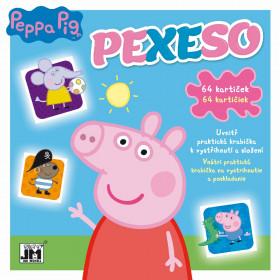 Peppa Pig Pexeso Memory game