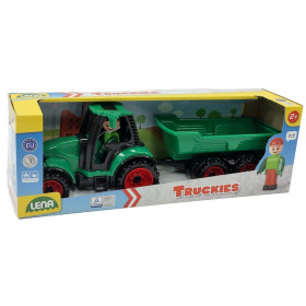 car Truckies tractor with siding