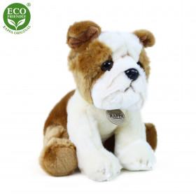 the plush bulldog, 26 cm