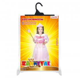 Children costume princess flower (S)