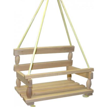 the wooden swing UNI