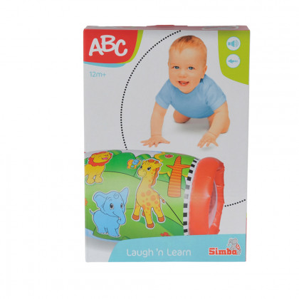 the cylinder for support baby crawling
