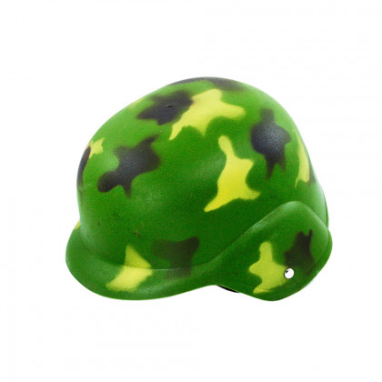 the military helmet