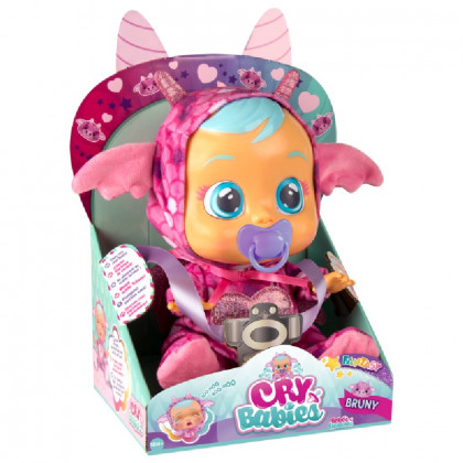 the CRY BABIES BRUNY Doll