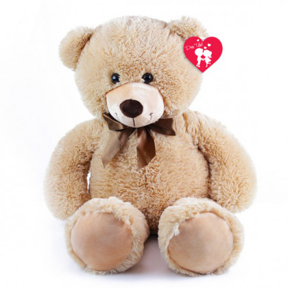 the big teddy bear 80 cm bright