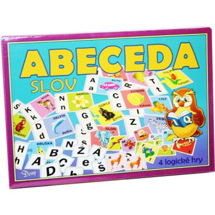 the Alphabet word game