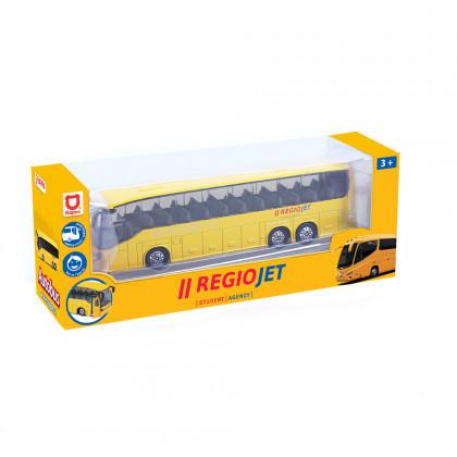 the steel bus RegioJet, 19 cm