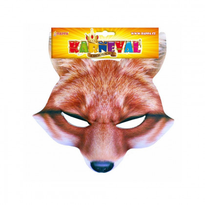the mask of a fox