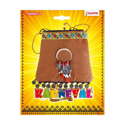 the Indian bag with zipper