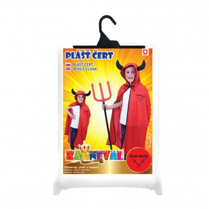 Children's coat of Bert the devil