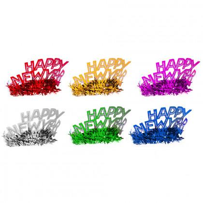 HAPPY NEW YEAR headband, 25 pcs in a box