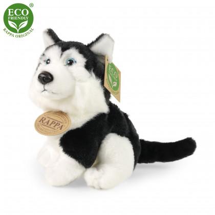 Husky plush dog 16 cm ECO-FRIENDLY