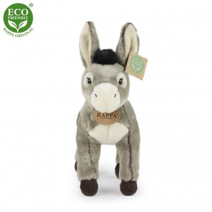 Plush donkey 24 cm ECO-FRIENDLY