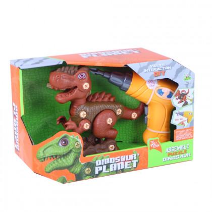 Dinosaur Screwing Tyrannosaurus