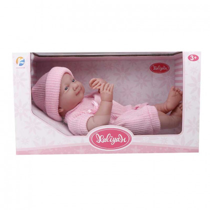 Baby doll 38 cm pink