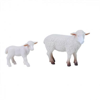 Farm animals 2 in 1 - sheeps