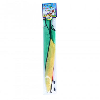 the nylon flying kite, 118 x 98 cm