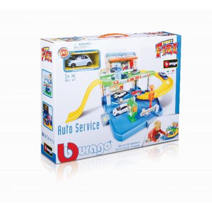 Bburago car service