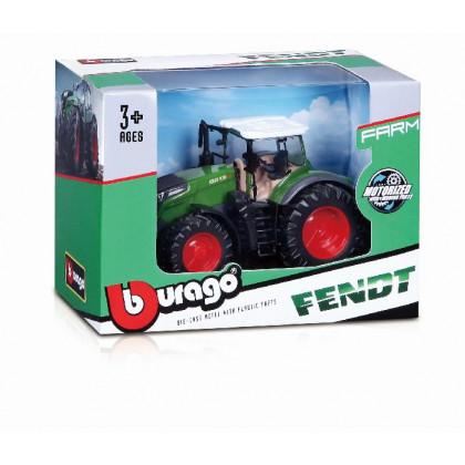 Bburago Farm Tractor 2 types