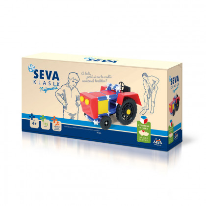 the building set Seva - TRACTOR